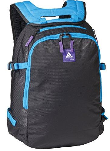 K2 Erwachsene Tasche Alliance Pack - Schwarz-Blau - OneSize - 30A1401.1.1.1SIZ