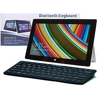 Navitech Apple, mehrfarbig, Arespark 10.1 Inch Tablet PC, A33 Quad Core