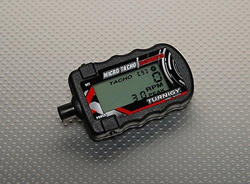 Turnigy LED Tachometer RPM Drehzahlmesser 2-9 Blätter