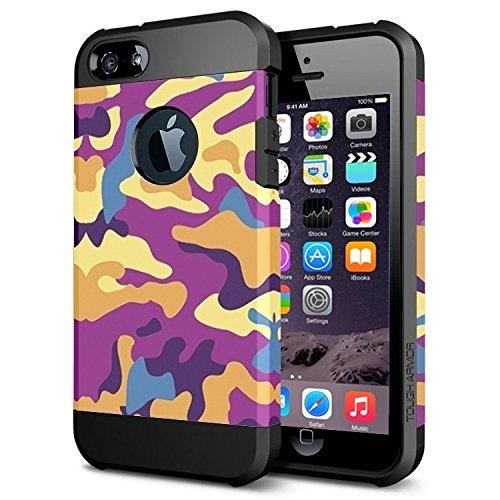 Für iPhone 6 / 6s Camouflage Muster PC + TPU Bunte Rüstung Hard Case DEXING ( SKU : S-IP6G-6683J ) S-IP6G-6683A