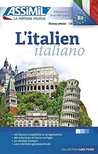 L'Italien ; Livre par Anne-Marie Olivieri