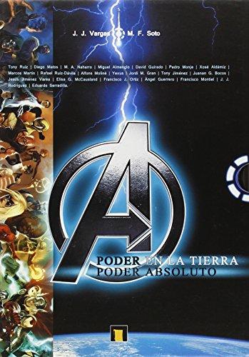 Pack: Avengers + Poder Absoluto (Pack Dolmen)