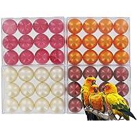 Lot de 4 cajas de 12 perlas de aceite de baño fantasías - EXOTICO