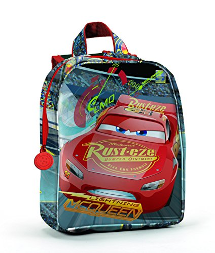 Coriex Contest Disney Cars Kleine Rucksack Kinderrucksack, Mehrfarbig, M