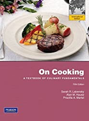 On Cooking: A Textbook of Culinary Fundamentals by Sarah R. Labensky (2010-01-01)