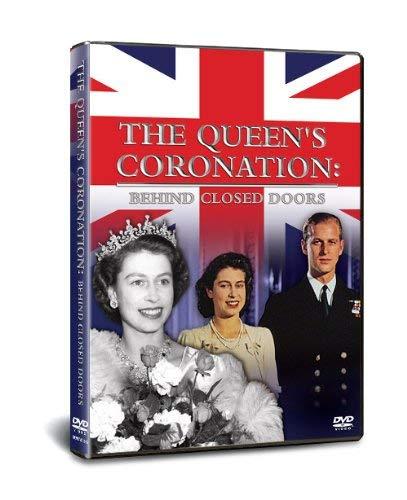 Coronation of Queen Elizabeth II: Behind Closed Doors [DVD] [UK Import]