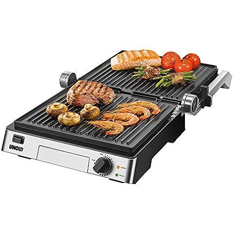 Unold 2074024 Steak Grille Contatto