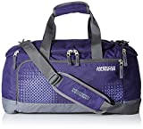 American Tourister Purple Travel Duffle (AMT XCITE C3 DUFFLE 60CM-PURPL)