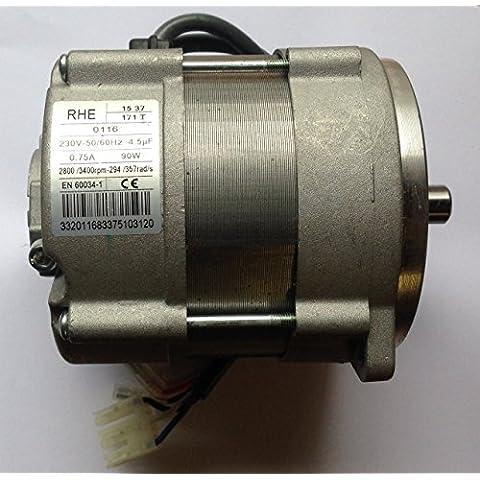 Riello Canalizaciones quemador de aceite aromático Motor y condensador 3002836
