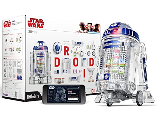 littleBits Star Wars Droid Inventor Kit Star Wars R2d2-spielzeug