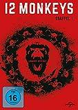 12 Monkeys - Staffel 1 [4 DVDs]