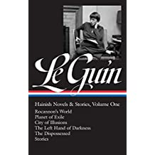 Ursula K. Le Guin: Hainish Novels And Stories Vol. 1 (Library of America (Hardcover))