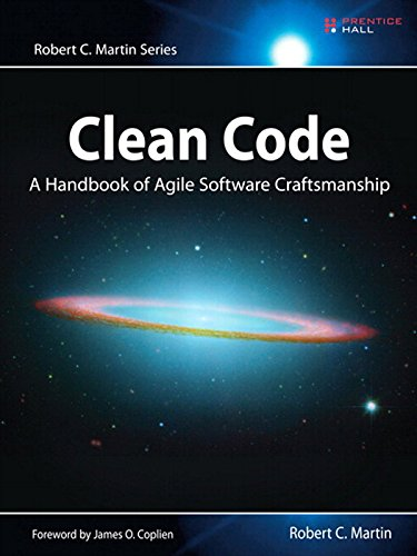 Clean Code: A Handbook of Agile Software Craftsmanship (Robert C. Martin Series) (English Edition) (Software Os)