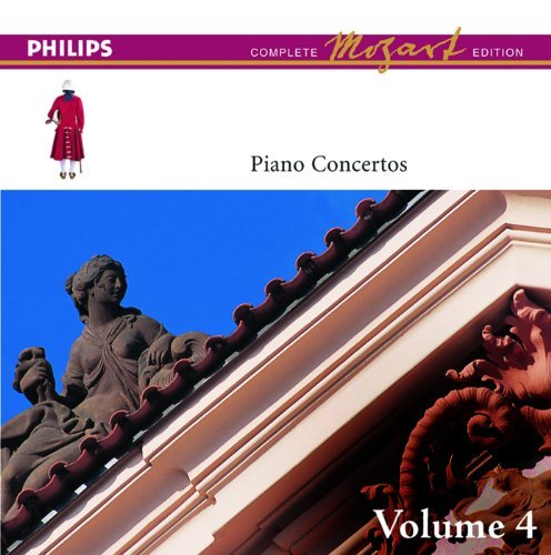 Mozart: The Piano Concertos, V...
