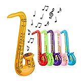 Saxofon De Comparados JugueteLos Productos 2019 Mejores Por 67gfby
