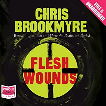 flesh wounds book review