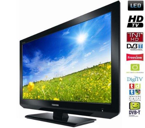 Toshiba - 22EL833F - 22'' REGZA EL Series TV LCD à rétroéclairage...
