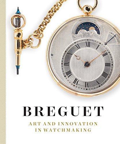 Breguet: Art and Innovation In Watchmaking by Emmanuel Breguet (2015-10-25)