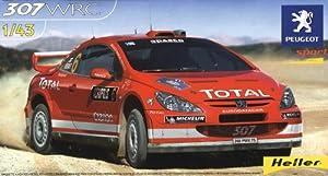 Heller - 80115 - Maqueta para Construir - Peugeot 307 WRC