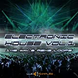 Electronic House Vol. 1 - 133 MB of House/ Electronic Samples | Download
