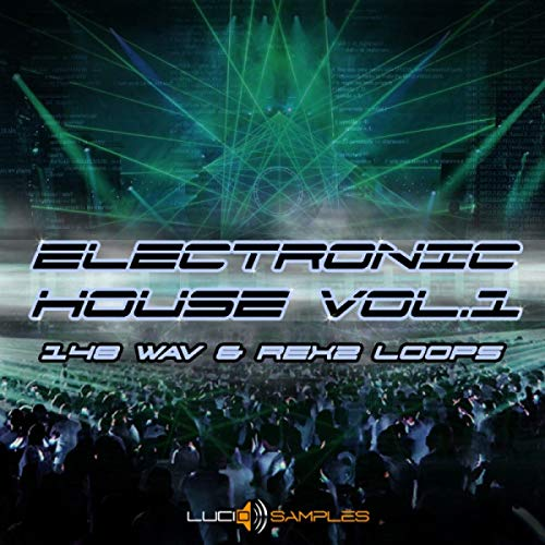Electronic House Vol. 1 - 133 MB of House/ Electronic Samples | Download -