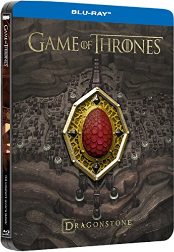 Game of Thrones: The Complete Season 7 (Steelbook) + Conquest & Rebellion