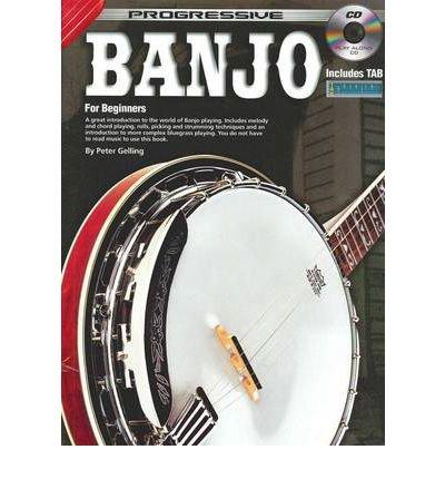 [(Banjo: For Beginners (Progressive ))] [Author: Peter Gelling] published on (November, 2006)