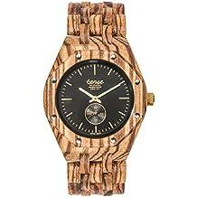 Premium en bois horloge Tense Mens North Washington (fabriqué en Canada)–Zingana–Montre Homme j5845z de BG
