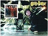 Harry-Potter-Briefmarken - Fotos aus der Harry-Potter-Film Kammer des Schreckens - Mint und postKleinBogen mit 1 Briefmarke