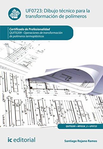 Dibujo técnico para la transformación de polímeros. QUIT0209 por Santiago Rojano Ramos