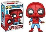 Spider-Man Homecoming 13315 Homemade Suit Pop Vinyl Figure