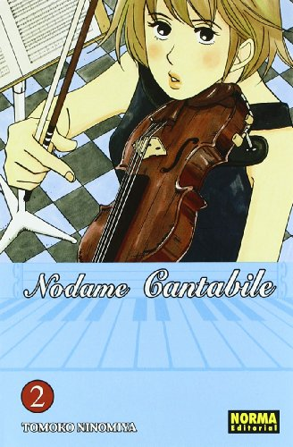 Nodame Cantabile 2 Cover Image