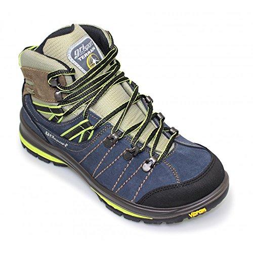 Hi Shoes Grisport Grün Womens Hiking Magma 0a0Eq8