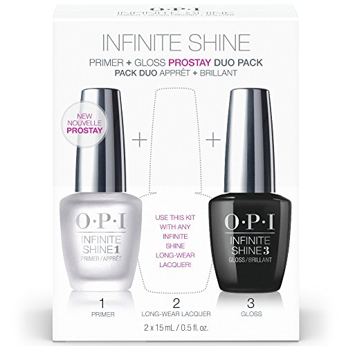 OPI Duo Pack Primer y Gloss - 2 Unidades x 15 ml.