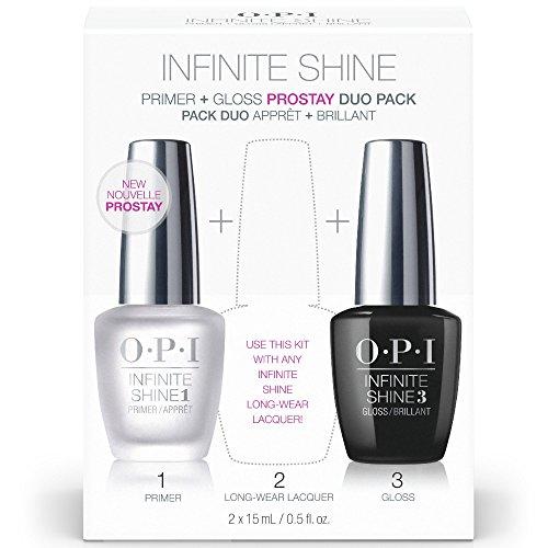 Opi Schritt (OPI Infinite Shine Nagellack Duo Pack,1er Pack (2 x 15 ml))