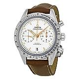 Omega Speedmaster Cronógrafo Plata Dial Automático Mens Reloj 331.12.42.51.02.002