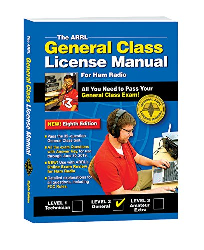 The ARRL General Class License Manual (English Edition)