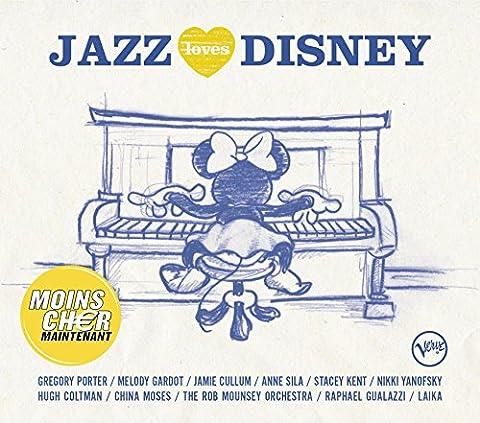 Jazz Loves Disney - Tirage Limité (CD Cristal sous Fourreau)