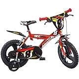 Dino Bikes 163gln–Bicicletta per ragazzo 16di 6a 8anni
