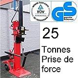 Crossfer - Fendeuse Ls 25T-Pto Prise De Force