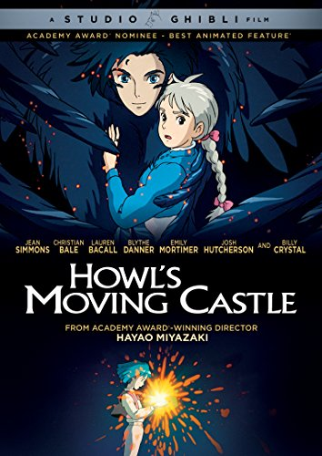 HOWL'S MOVING CASTLE - HOWL'S MOVING CASTLE (1 DVD)