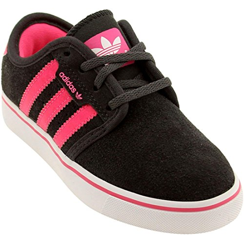 7eddaee812c Adidas c75635 Seeley J Skate Shoe Boys Dark Grey Heather Solid- Price in  India