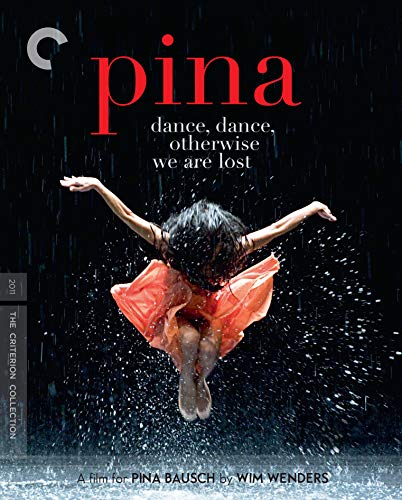 Criterion Collection: Pina [Blu-ray] [Import]