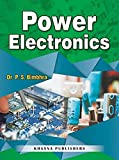 Students in the field of telecommunications, instrumentation and electronics, will find the book Power Electronics, very useful. The book can be used as an add-on reference to the text books being used by the students.   The book has been very well ...