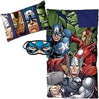 Marvel Avengers - Juego de 3 Piezas de Sueño de Peluche