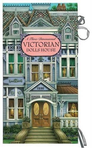 Victorian Dolls House: 3-Dimensional Carousel (Three Dimensional)