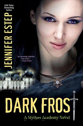 Buchseite und Rezensionen zu 'Dark Frost (Mythos Academy Book 3) (English Edition)' von Jennifer Estep