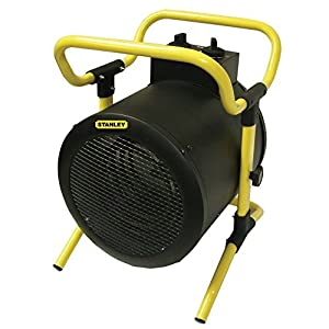 Stanley ST-55-401-E – Calentador eléctrico industrial/turbo