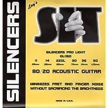 SIT GL1150 - Juego de cuerdas para guitarra acústica