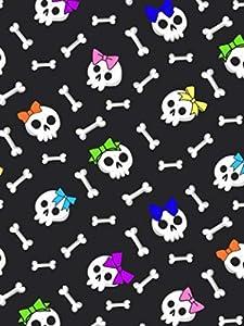 Kawaii Agenda - Skulls -
